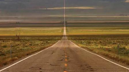 全球最孤独却也是最美的公路,通往死亡谷,全程1373公里鲜有人迹!