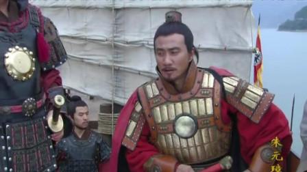 朱元璋:蓝玉丢了洪都正常,不丢,朱元璋倒是多疑了!