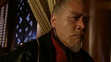 《汉武大帝》:晚年刘彻发怒,陈宝国的这段演技真是太赞了!