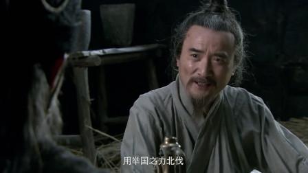 新三国:诸葛亮去牢中看望李严,才说出了不支持诸葛亮北伐的真正原因