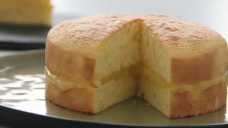 「烘焙教程」一次成功!教你做香橙抹酱海绵蛋糕