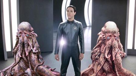 章鱼外星人科技发达,却非常单纯,还为人类造宇宙飞船!