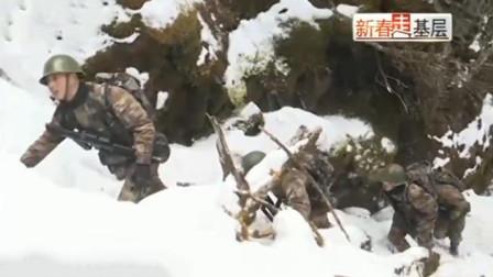 """零下20度、海拔落差2500米的巡逻路 这是属于边防战士的""""一年又一年"""""""