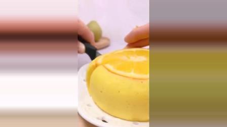 橙子蒸蛋糕, 简单易学
