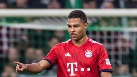 德国杯-格纳布里两球科曼加时赛建功 柏林赫塔2-3拜仁慕尼黑
