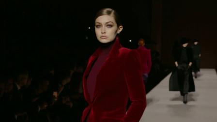 纽约时装周TOM FORD(汤姆·福特)2019秋冬时装秀时装发布会