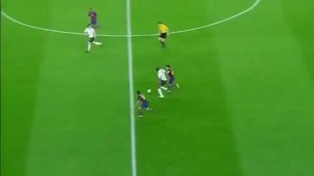 2010年欧冠巴萨4 -1横扫阿森纳, 梅西独中四元全场高清集锦回顾
