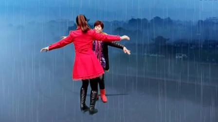 风雨广场舞 《玫瑰好妹妹》