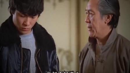 香港黑帮电影+最后黑帮大哥崩牙九出场才摆平!