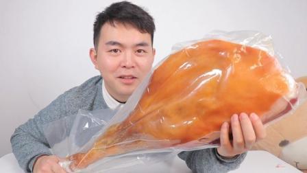 试吃云南特产火腿, 500块钱一整只腿