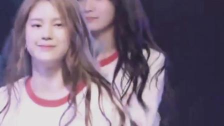 这个韩国组合的小姐姐跳舞,人美舞热,网友: