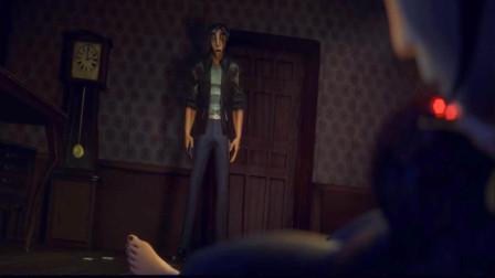 小伙为给妻子报仇,尾随凶手走进小木屋,眼前的景象让他措手不及
