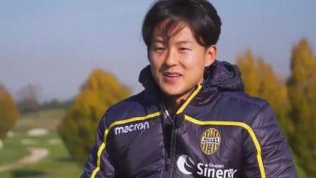 """李昇祐专访:梦想回巴萨效力,遭遇记者""""刁难""""巧妙回避"""