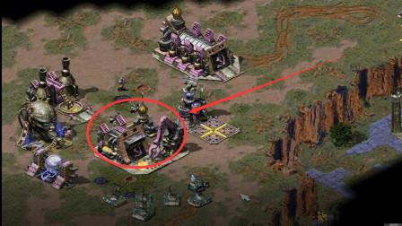 红色警戒:这速度太快了,不到2分钟就把基地灭了,没法玩了!