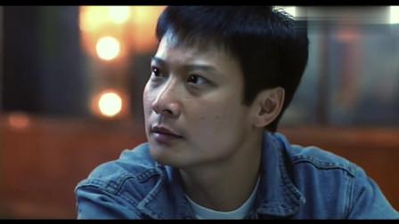 古惑仔:浩南街头偶遇大头仔,派人暗中保护他,果然有情有义!