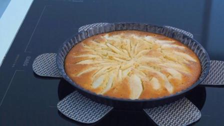 苹果蛋糕 -torta di mele