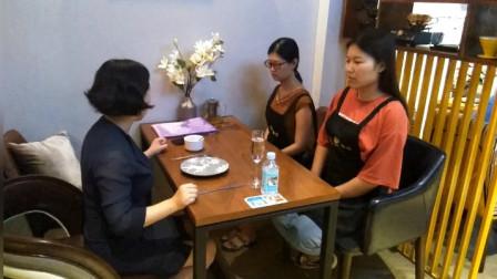咖啡馆礼仪培训