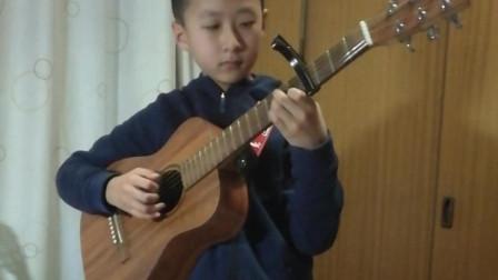 《祈祷》吉他弹唱