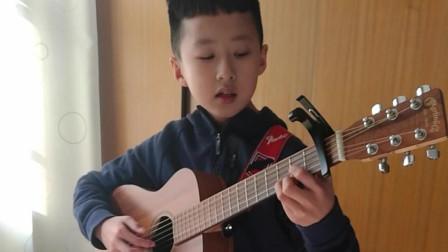 《卷珠帘》吉他弹唱