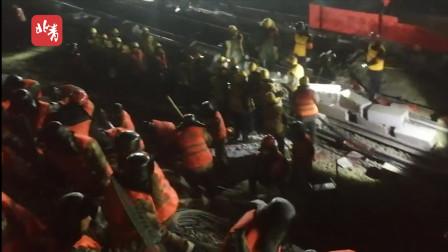 注意!北京地铁13号线部分区段开始改造 今起停运改线