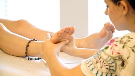 足部按摩 - Swedish Foot Massage Series Relaxing