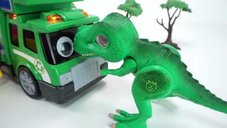 恐龙奇趣蛋儿童奇趣乐园 恐龙益智动画片21