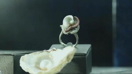 科学家捡到一颗珍珠, 不知道里面有变异寄生虫, 差点闯了大祸