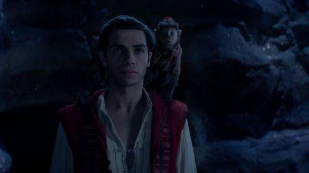 迪士尼全新真人巨制《阿拉丁》最新预告片