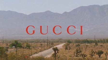 Gucci 2019春夏眼镜广告大片_30秒