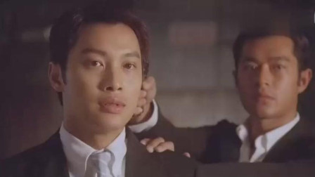 龙在边缘:古天乐单枪匹马去救刘德华,这就是所谓的兄弟情