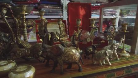 阿里地区普兰县竟然有很多物美价廉的尼泊尔印度货!