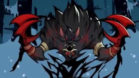用全程无敌的万寿无疆流,战狼王《月圆之夜》修巫骑狼打噩梦狼王