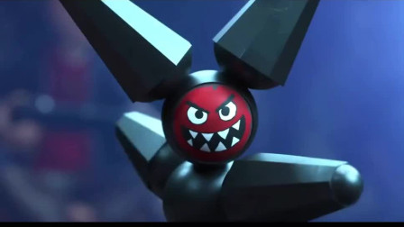 超能陆战队:笑脸扮猪,恶脸吃,这个小机器人真是翻脸强十倍