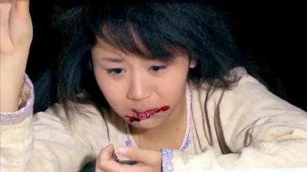 """胭脂霸王:少爷和格格即将成亲,雷儿悲伤病重到吐血,直喊""""别丢下我!"""""""