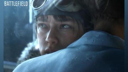 【夜夜】战地5单人剧情最高难度惨烈向通关实况02《北极之光》