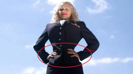 """啥叫""""腰精""""?美国女子腰围仅有36CM,A4腰在她面前都不算啥!"""