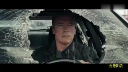 施瓦辛格精彩动作片,硬汉真是霸气十足啊