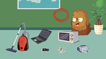 公司福利-植物大战僵尸搞笑动画