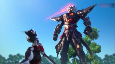 巨兵长城传:小野的断刀看起来破破烂烂的,居然那么厉害