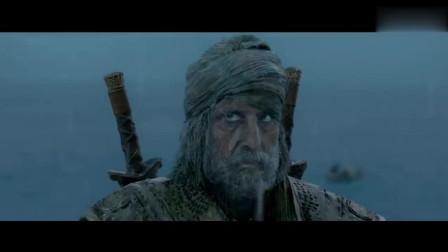 《印度暴徒》印度版的《加勒比海盗》, 开场的这段打戏真的很燃