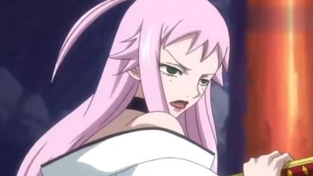 妖精的尾巴:铠甲是恐惧的象征,脱去铠甲的艾露莎才是最强的