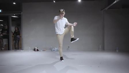 exo背后的男人,卡哥跳舞就是帅