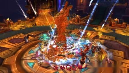 《魔兽世界》主播活动集锦:2月9日魔兽主播活动 达萨罗之战(联盟)