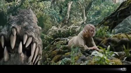 原始森林遇见奇怪的生物,应该怎么办?网友:赶紧跑