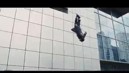 冰封侠:贺英精密算计,高空跳下安全着地!