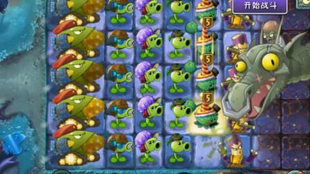 植物大战僵尸:6款有着超强天赋的5阶植物挑战大 boss,好期待!