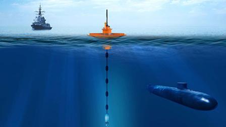 中国突破矢量声呐技术潜艇尽显杀手本色