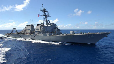 美军开启新一轮造舰狂潮 12艘11000吨巨无霸开建