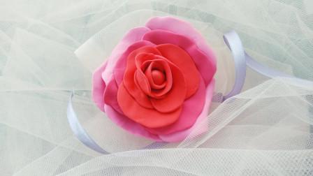伊人集 第一季 粘土手工:教你做好看的玫瑰花,简单易学