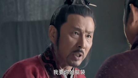 卢绾拒不执行韩信的命令,刘邦上去给他俩巴掌,他就乖乖执行了